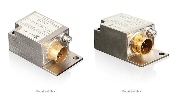 PE charge amplifier Model 2680 MX vs Model 2685 MX